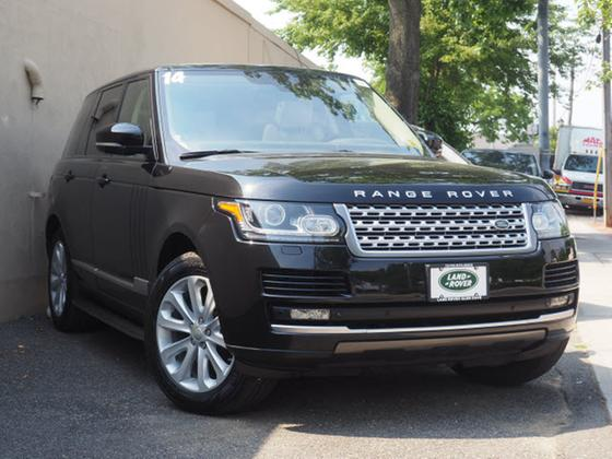 2014 Land Rover Range Rover HSE:22 car images available
