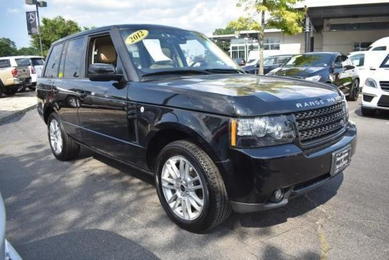 2012 Land Rover Range Rover HSE:21 car images available