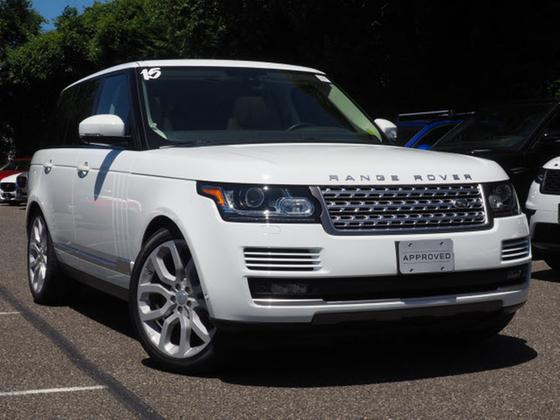 2015 Land Rover Range Rover HSE:22 car images available