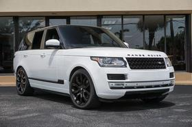 2014 Land Rover Range Rover HSE:24 car images available