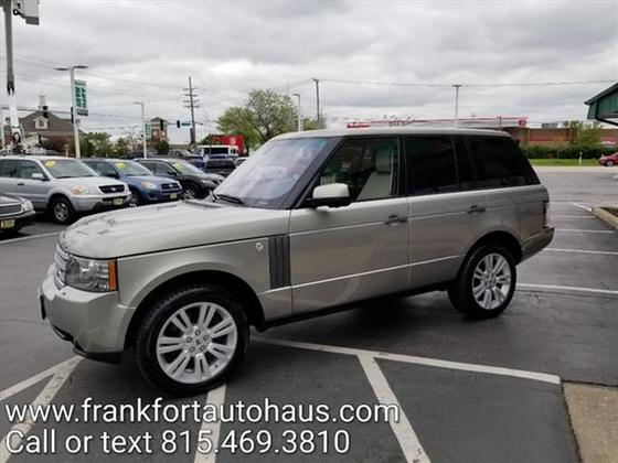 2010 Land Rover Range Rover HSE:22 car images available
