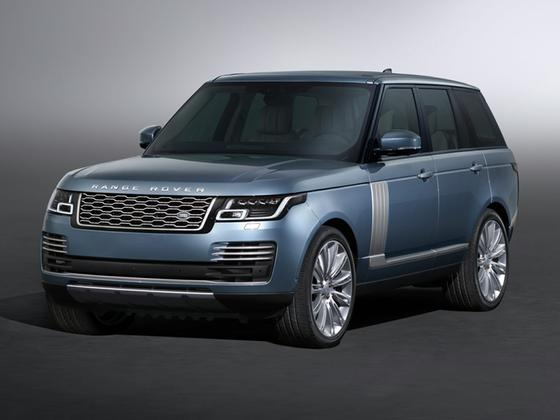 2019 Land Rover Range Rover HSE : Car has generic photo