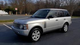 2005 Land Rover Range Rover HSE:24 car images available