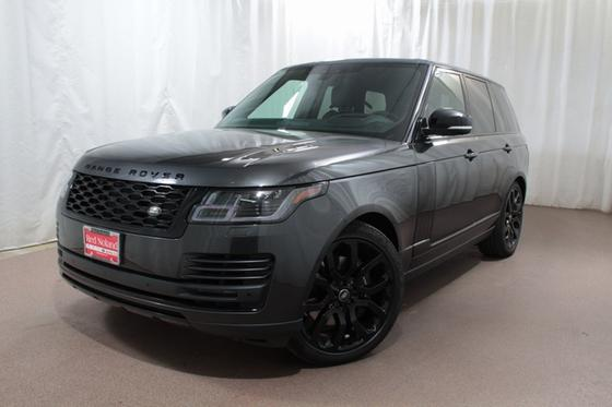 2020 Land Rover Range Rover HSE:21 car images available