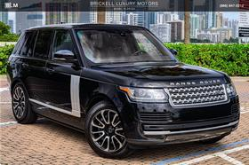 2017 Land Rover Range Rover HSE:24 car images available