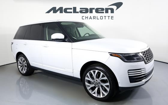 2019 Land Rover Range Rover HSE:24 car images available