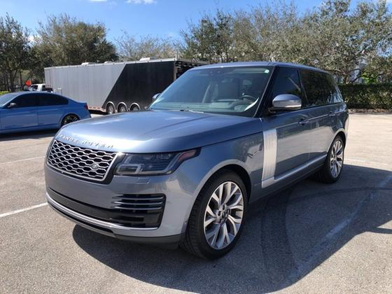 2018 Land Rover Range Rover HSE:7 car images available
