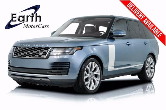 2018 Land Rover Range Rover HSE:24 car images available