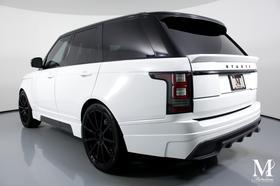 2013 Land Rover Range Rover HSE