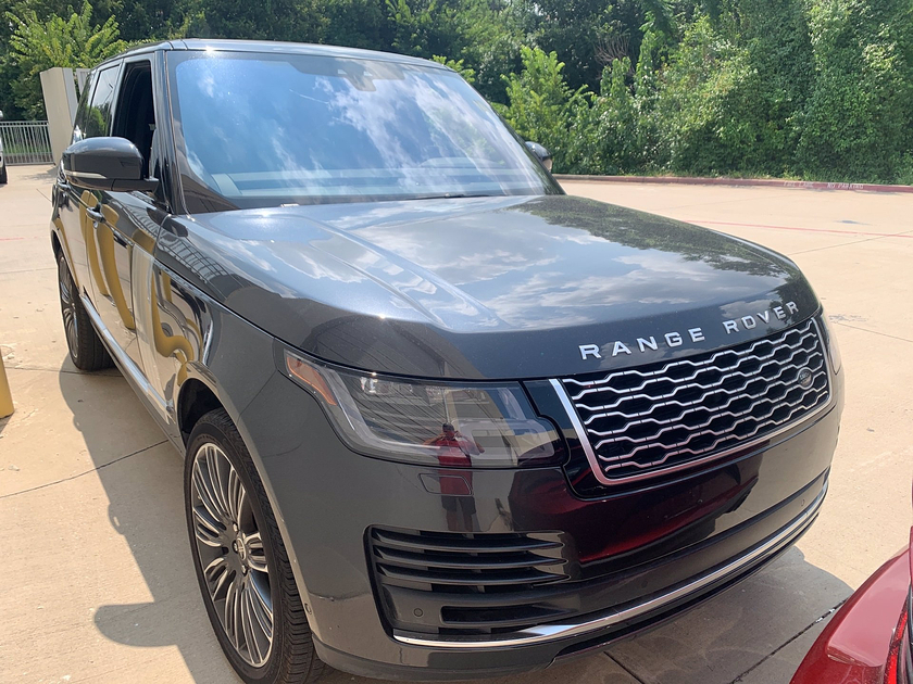2019 Land Rover Range Rover HSE:7 car images available