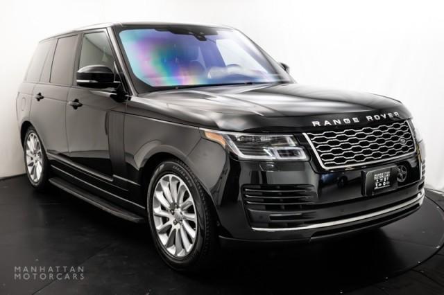 2020 Land Rover Range Rover HSE:19 car images available