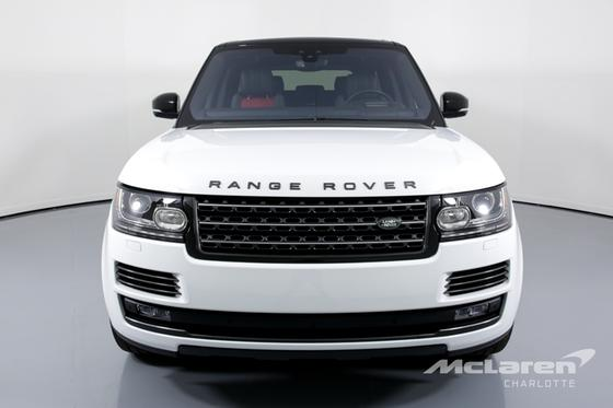 2017 Land Rover Range Rover SVAutobiography Dynamic