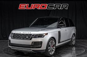 2020 Land Rover Range Rover SVAutobiography Dynamic