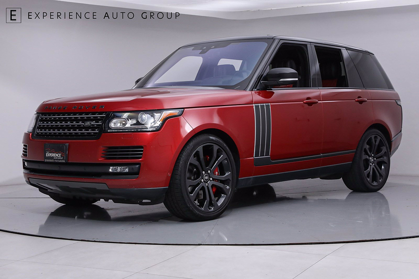 2017 Land Rover Range Rover SVAutobiography Dynamic:24 car images available