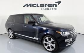 2016 Land Rover Range Rover SVAutobiography LWB:24 car images available