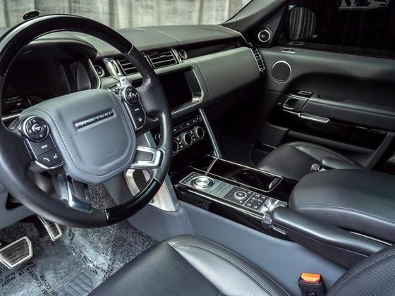 2017 Land Rover Range Rover SVAutobiography LWB