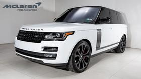 2017 Land Rover Range Rover SVAutobiography:22 car images available