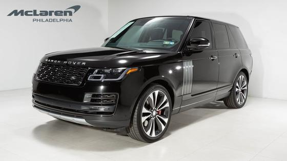 2018 Land Rover Range Rover SVAutobiography:24 car images available
