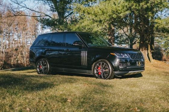 2018 Land Rover Range Rover SVAutobiography:22 car images available