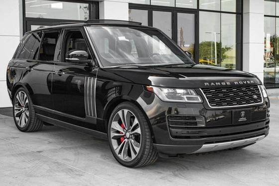 2020 Land Rover Range Rover SVAutobiography:24 car images available