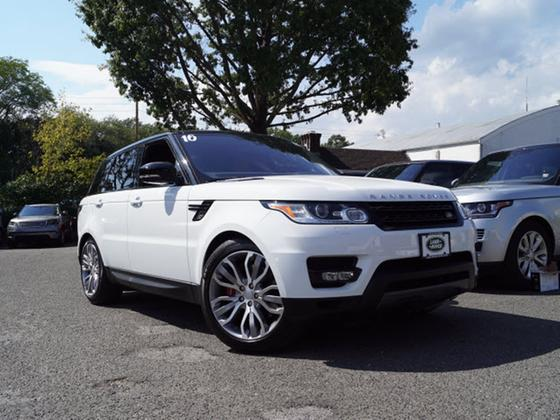 2016 Land Rover Range Rover Sport :20 car images available