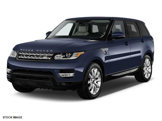 2017 Land Rover Range Rover Sport :2 car images available