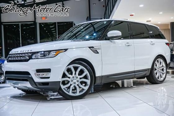 2014 Land Rover Range Rover Sport :24 car images available