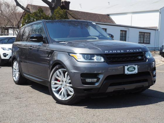 2016 Land Rover Range Rover Sport :23 car images available