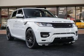 2014 Land Rover Range Rover Sport :23 car images available