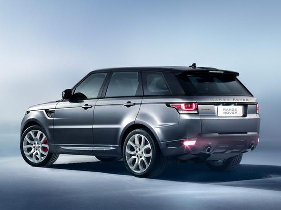 2015 Land Rover Range Rover Sport  : Car has generic photo