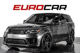 2018 Land Rover Range Rover Sport :24 car images available