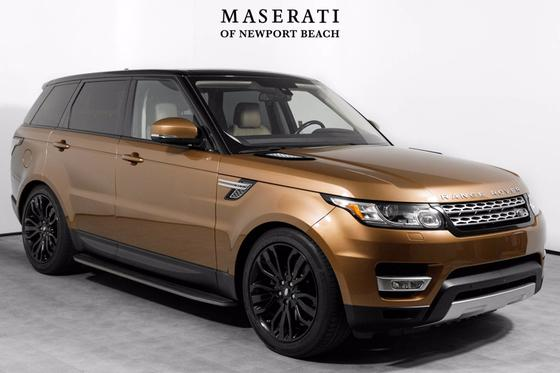 2016 Land Rover Range Rover Sport :19 car images available