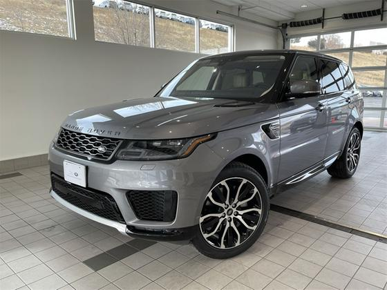 2021 Land Rover Range Rover Sport :9 car images available