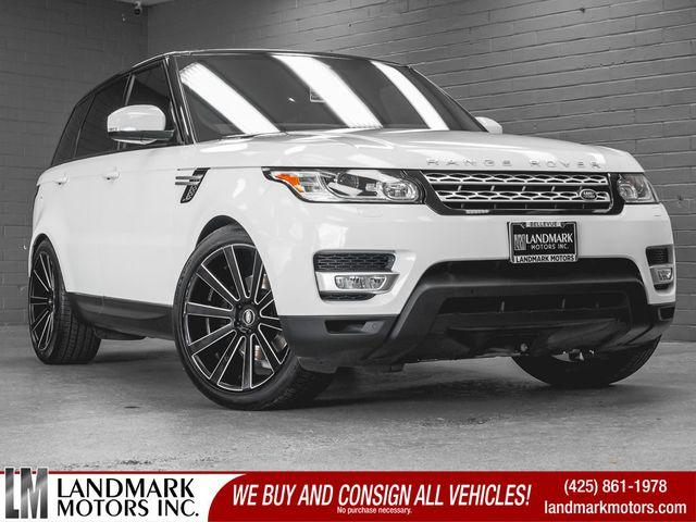 2017 Land Rover Range Rover Sport :24 car images available