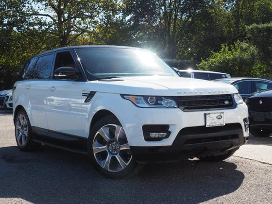 2015 Land Rover Range Rover Sport 3.0 Supercharged HSE:20 car images available