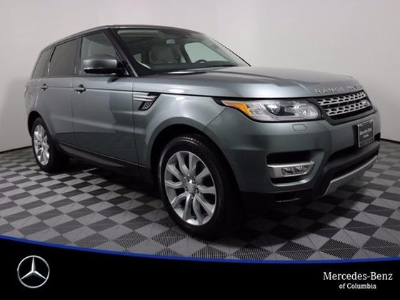 2014 Land Rover Range Rover Sport 3.0 Supercharged HSE:24 car images available