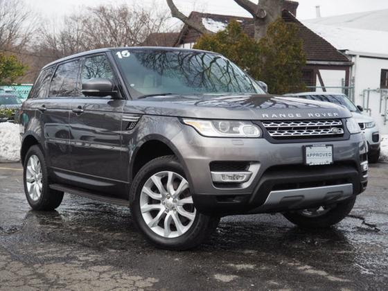 2015 Land Rover Range Rover Sport 3.0 Supercharged HSE:22 car images available