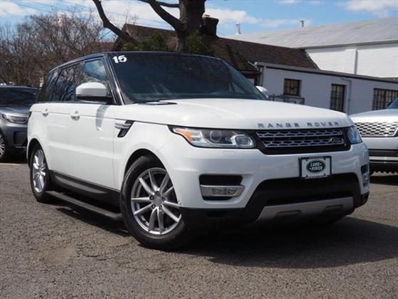 2015 Land Rover Range Rover Sport 3.0 Supercharged HSE:23 car images available
