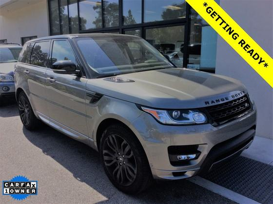 2017 Land Rover Range Rover Sport 3.0 Supercharged HSE:7 car images available