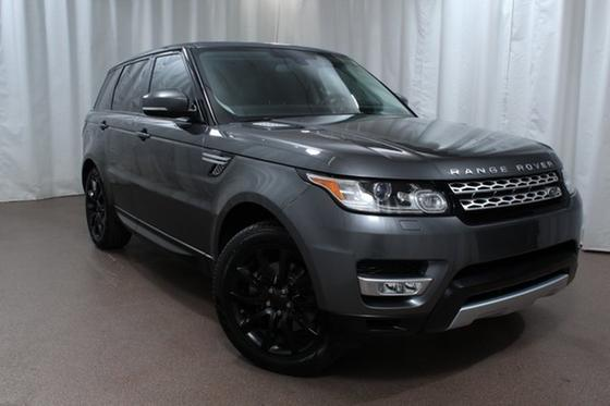 2015 Land Rover Range Rover Sport 3.0 Supercharged HSE:24 car images available
