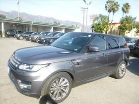 2015 Land Rover Range Rover Sport 3.0 Supercharged HSE : Car has generic photo