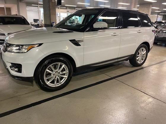 2015 Land Rover Range Rover Sport 3.0 Supercharged HSE:4 car images available