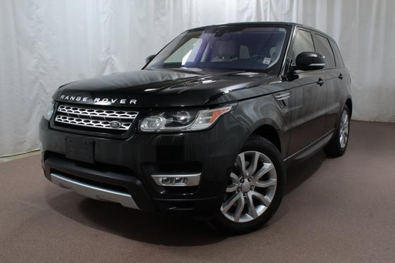 2017 Land Rover Range Rover Sport 3.0 Supercharged HSE:21 car images available