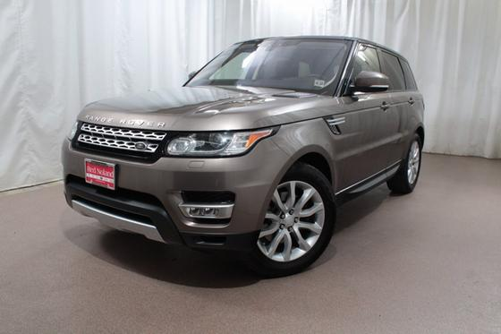 2017 Land Rover Range Rover Sport 3.0 Supercharged HSE:23 car images available
