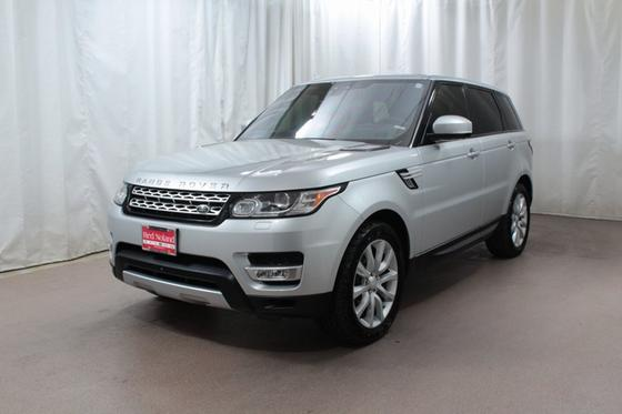 2017 Land Rover Range Rover Sport 3.0 Supercharged HSE:24 car images available