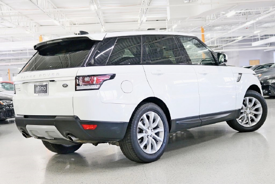 2017 Land Rover Range Rover Sport 3.0 Supercharged HSE