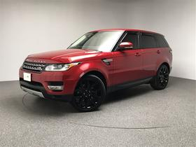 2015 Land Rover Range Rover Sport 3.0 Supercharged HSE