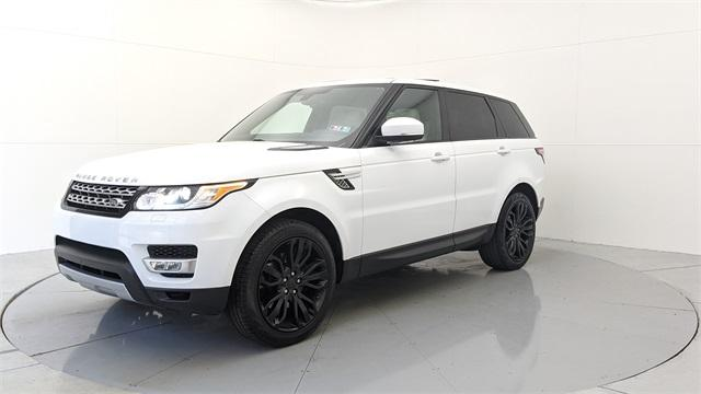 2016 Land Rover Range Rover Sport 3.0 Supercharged HSE:24 car images available