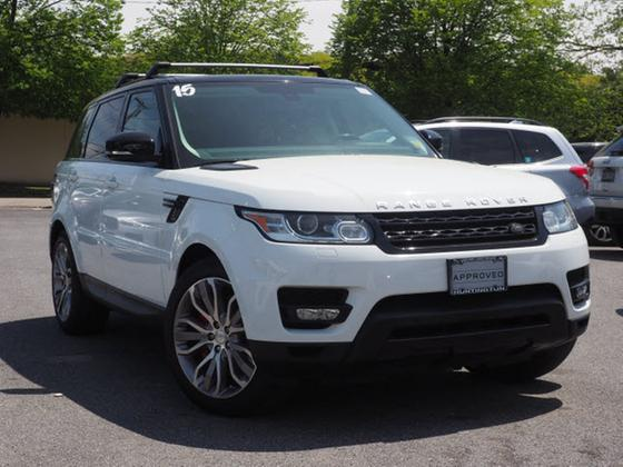 Range Rover Huntington >> 2015 Land Rover Range Rover Sport 5 0 Supercharged For Sale