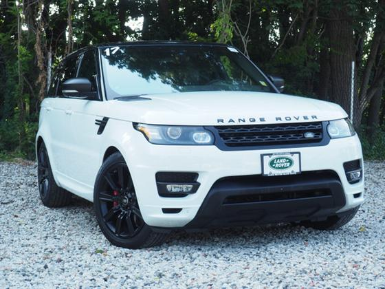 2017 Land Rover Range Rover Sport Autobiography:23 car images available